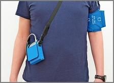 Langzeitblutdruckmesung - 24 Stunden Langzeitblutdruck Messgerät