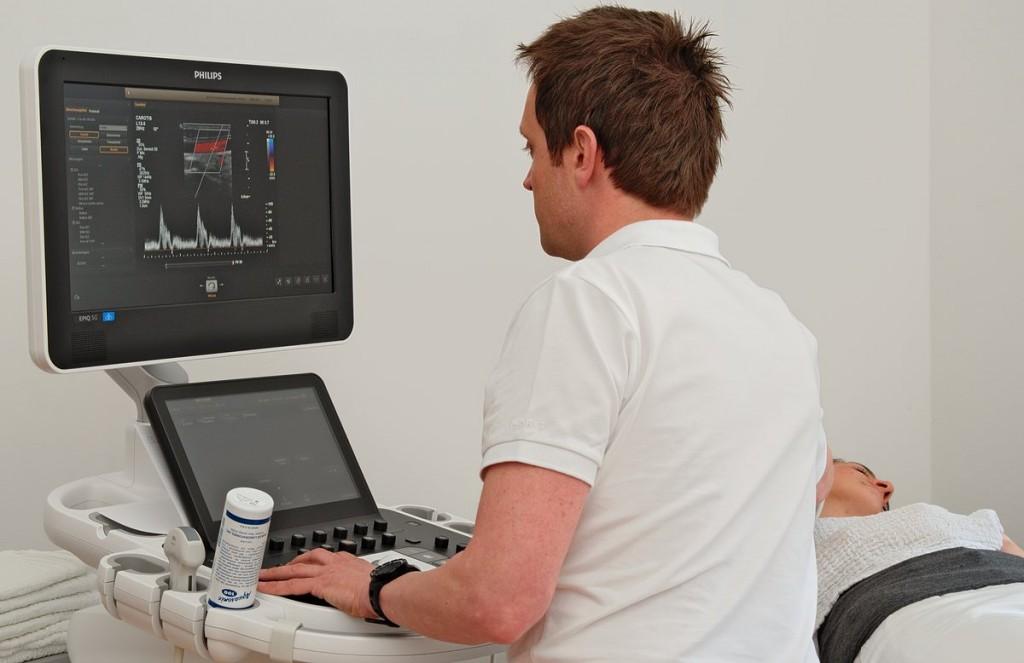 Ultraschall Untersuchung Innsbruck Internist Dr. Koppelstätter